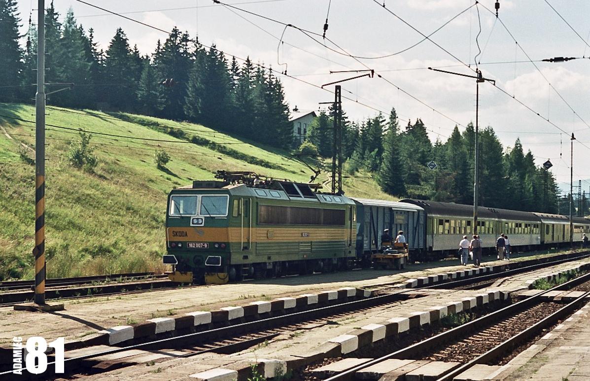 Škoda 98E1 #162 007-9