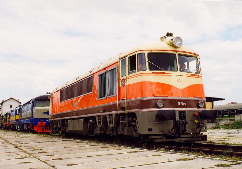 ČKD T 679.0 #T679.019