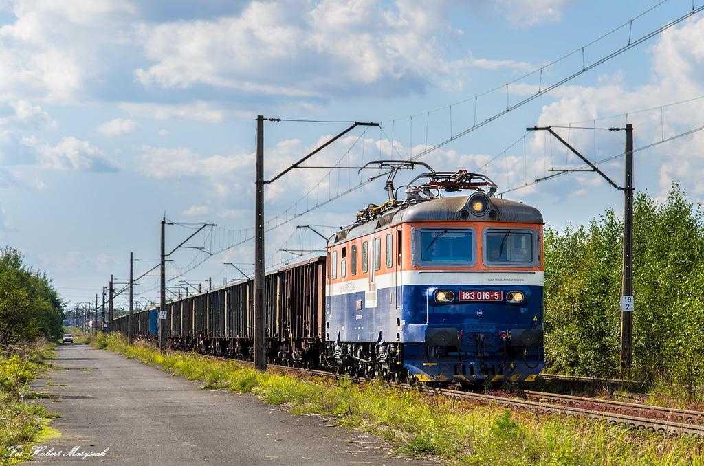 Škoda 61E1 #183 016-5