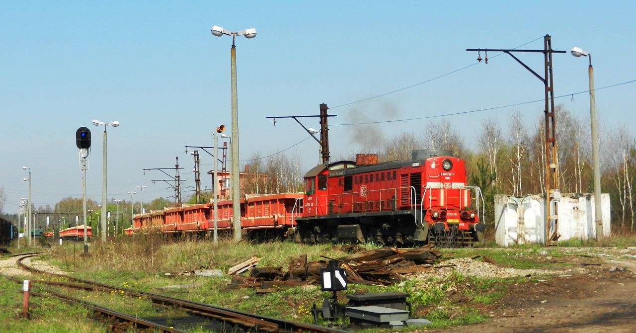 Briańsk TЭM2 #TEM2-018