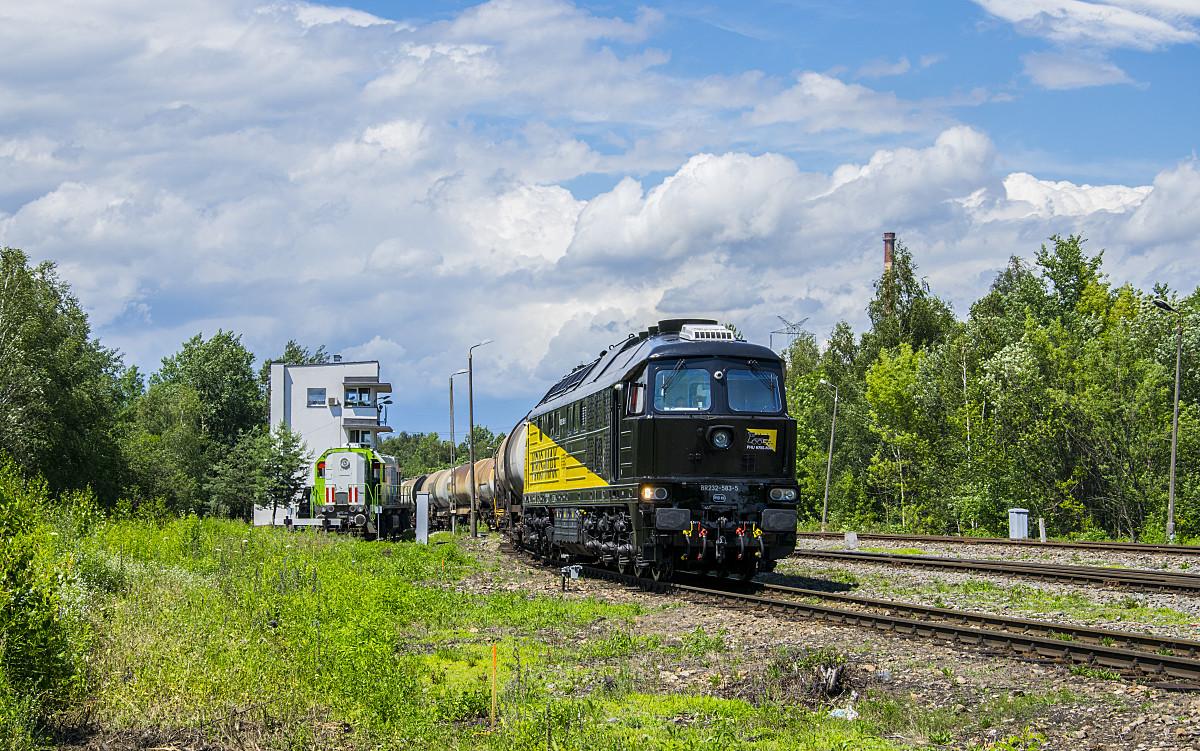Луганск ТЭ109 #BR232-583-5