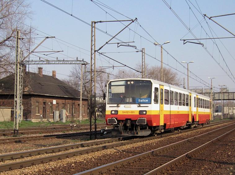 ZNTK Poznań 207M #SA101-001
