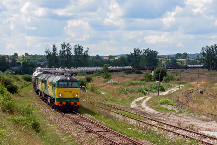 Луганск M62 #ST44-2031