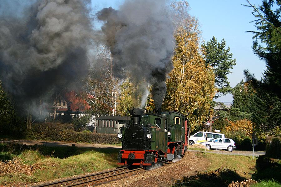Dampf.werk Meiningen I K Saxon #No 54