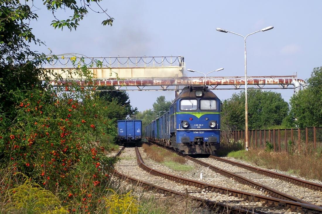 Луганск ТЭ109 #232 010-9