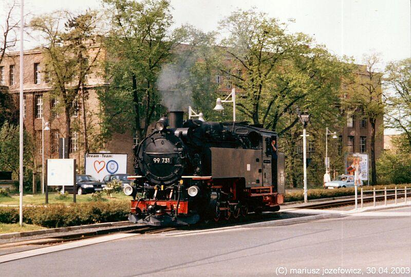 SMF Hartmann BR 99 #99 731