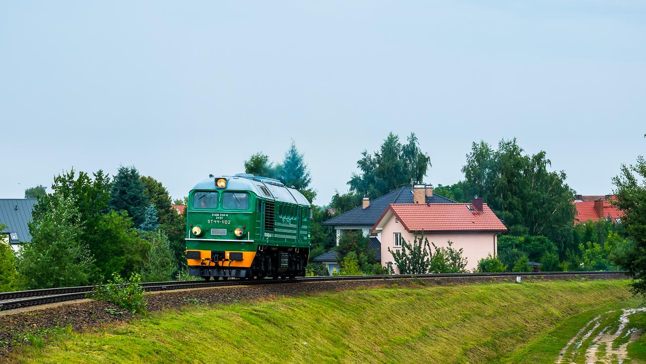 Луганск M62 #ST44-1102