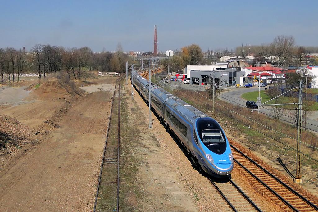 Alstom Ferroviaria  ETR610 #ED250-016