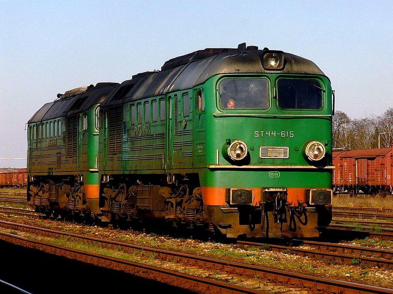 Луганск M62 #ST44-615