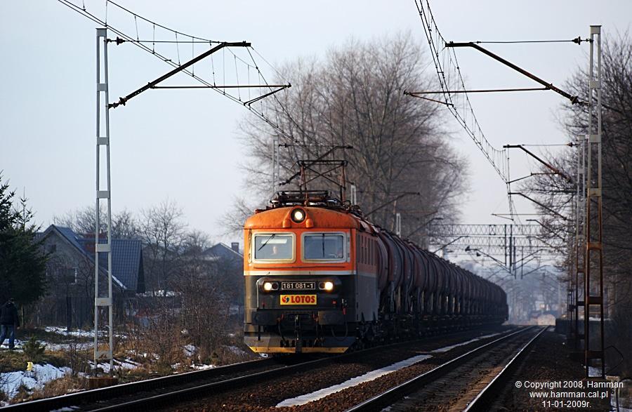 Škoda 31E1 #181 081-1