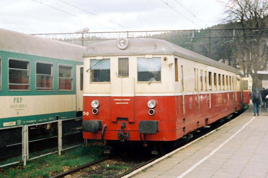 Vagónka M 262.0 #830 121-0