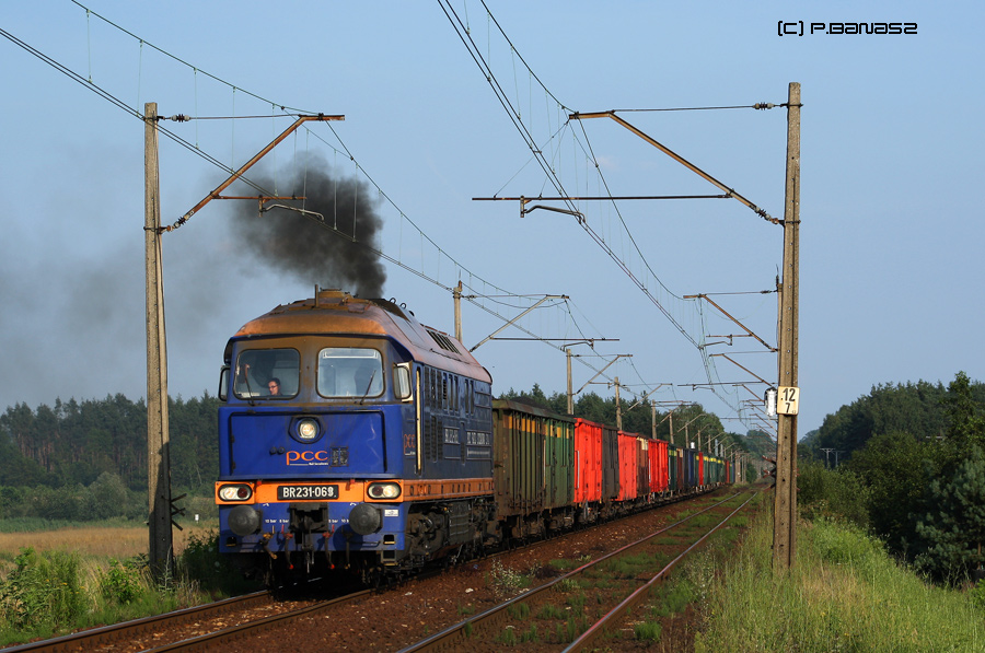 Луганск ТЭ109 #BR231-063