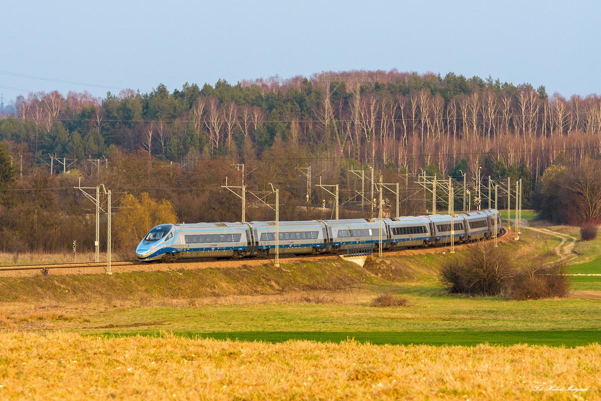 Alstom Ferroviaria  ETR610 #ED250-018