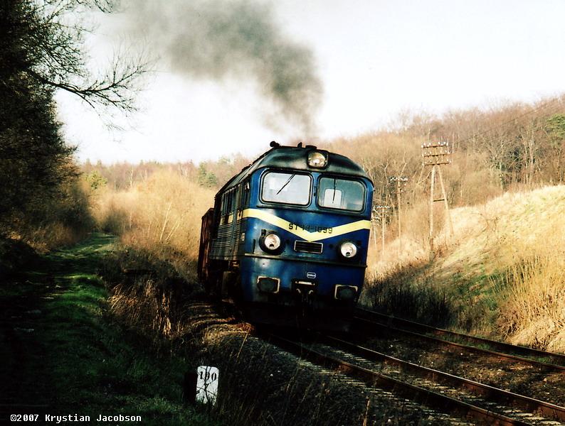 Луганск M62 #ST44-1099