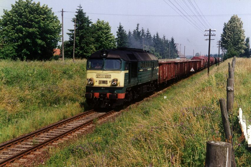 Луганск M62 #ST44-895