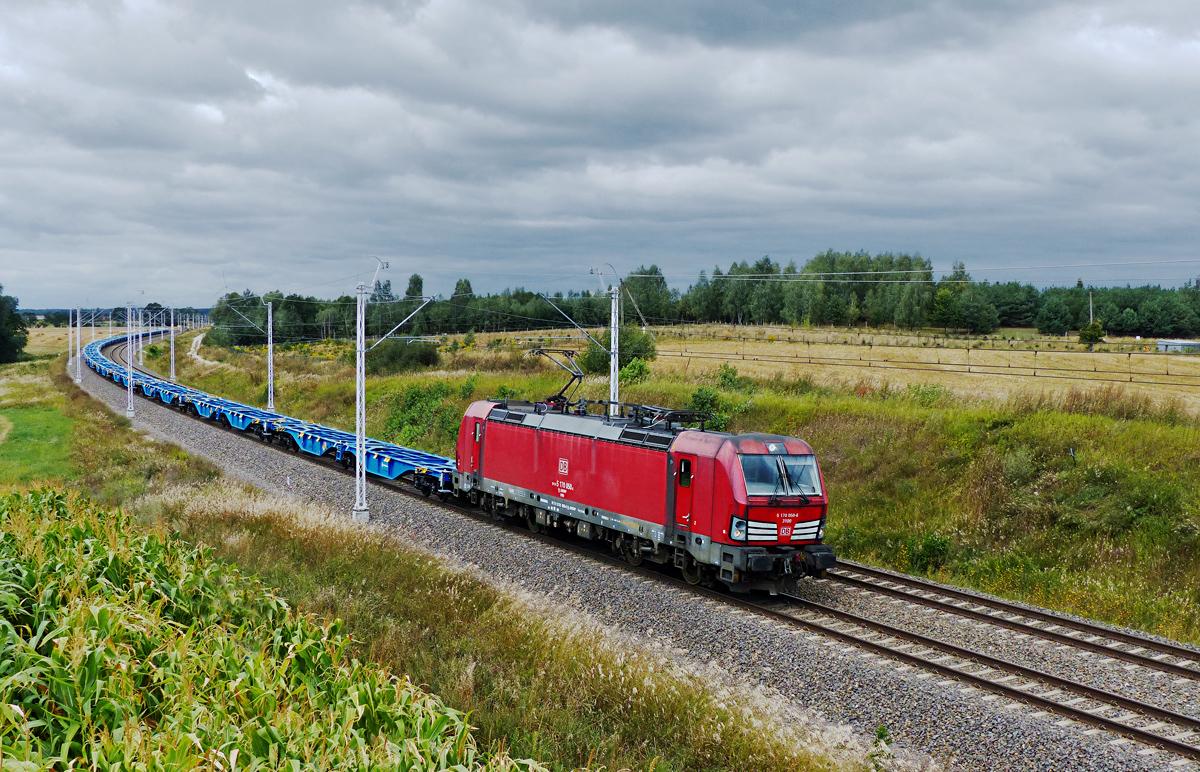 Siemens Vectron DC #X4EC-050