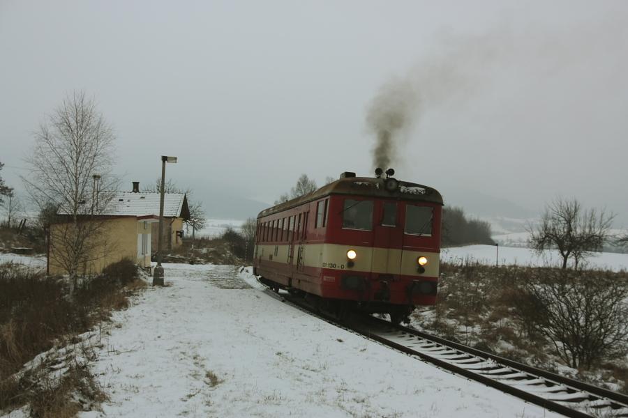 Vagónka M 262.1 #831 130-0