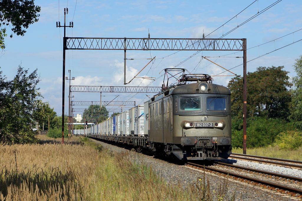 Škoda 59E1 #182 037-2