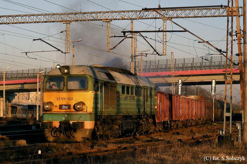 Луганск M62 #ST44-1012