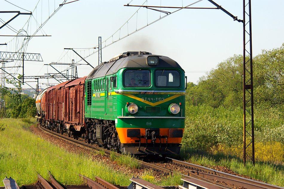 Луганск M62 #ST44-1103