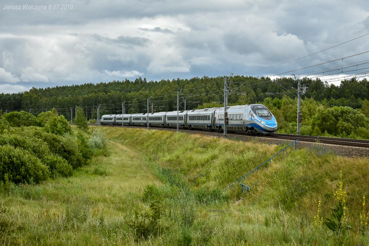 Alstom Ferroviaria ETR610 #ED250-001