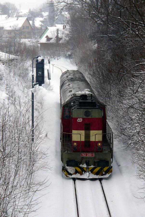 ČKD T 466.2 #742 280-1