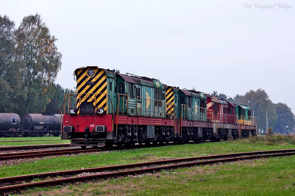 ČKD T 699 #S-2133