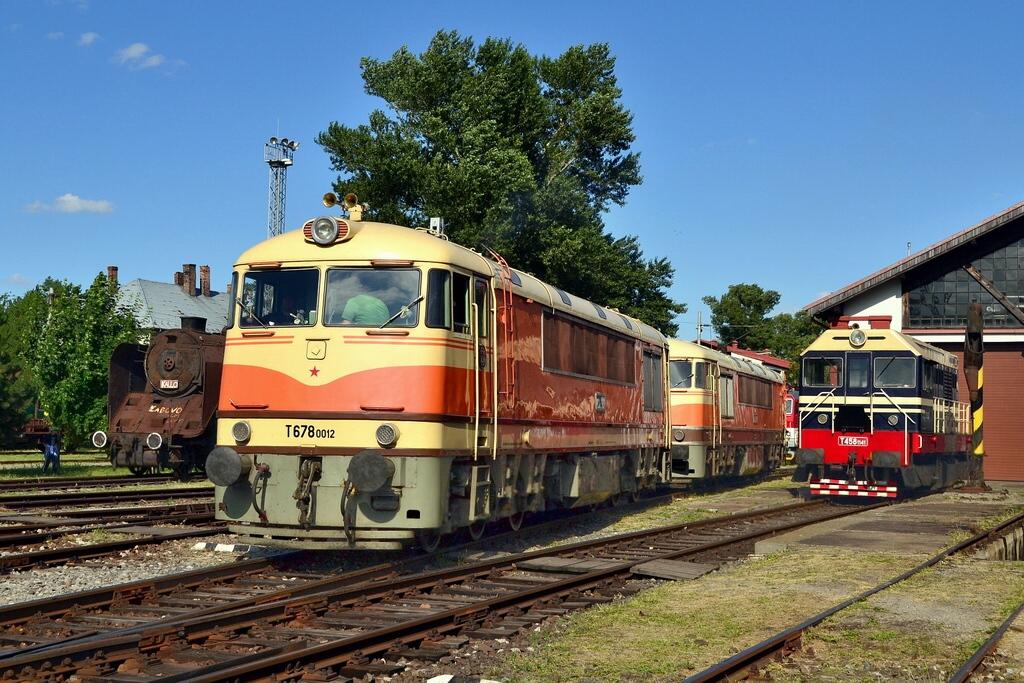 ČKD T 678.0 #T678.0012