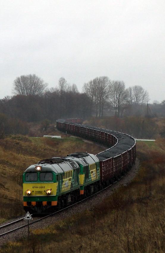 Луганск M62 #ST44-2052