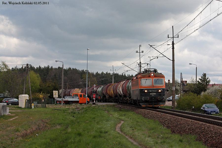 Škoda 31E2 #181 114-0