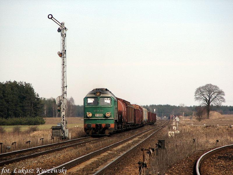 Луганск M62 #ST44-613