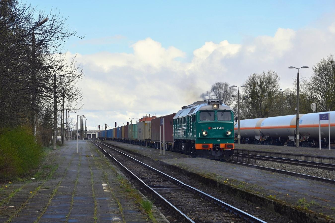 Луганск M62 #ST44-1228
