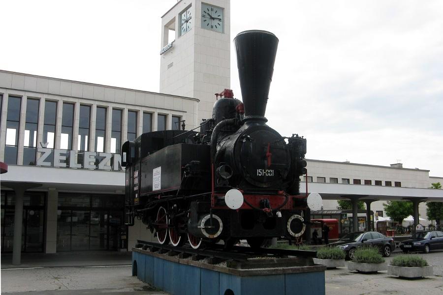 WrN Lokomotivfabrik RL 1 #151-001
