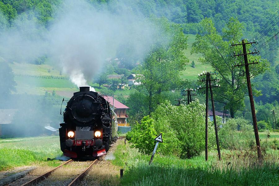 Henschel BR 52 #Ty2-953