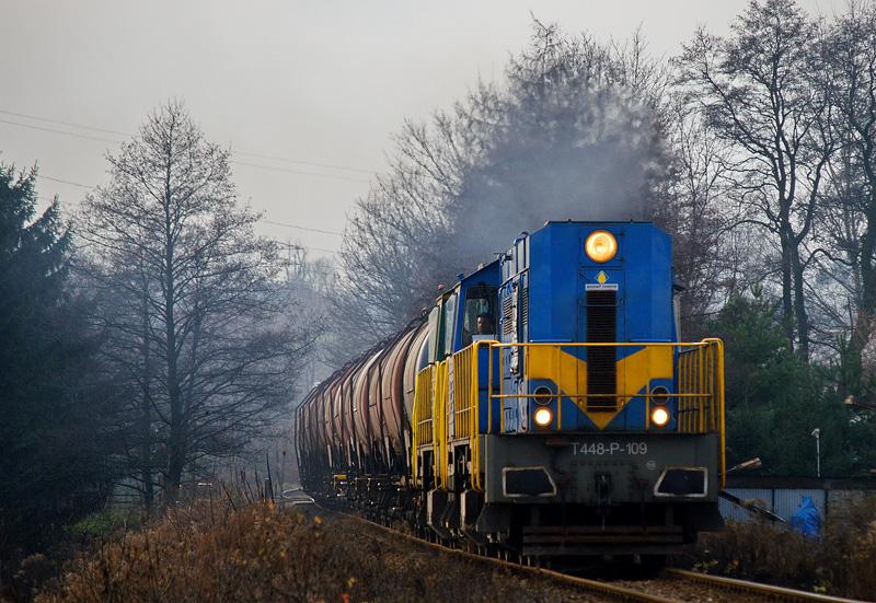 ČKD T 448 #T448p-109