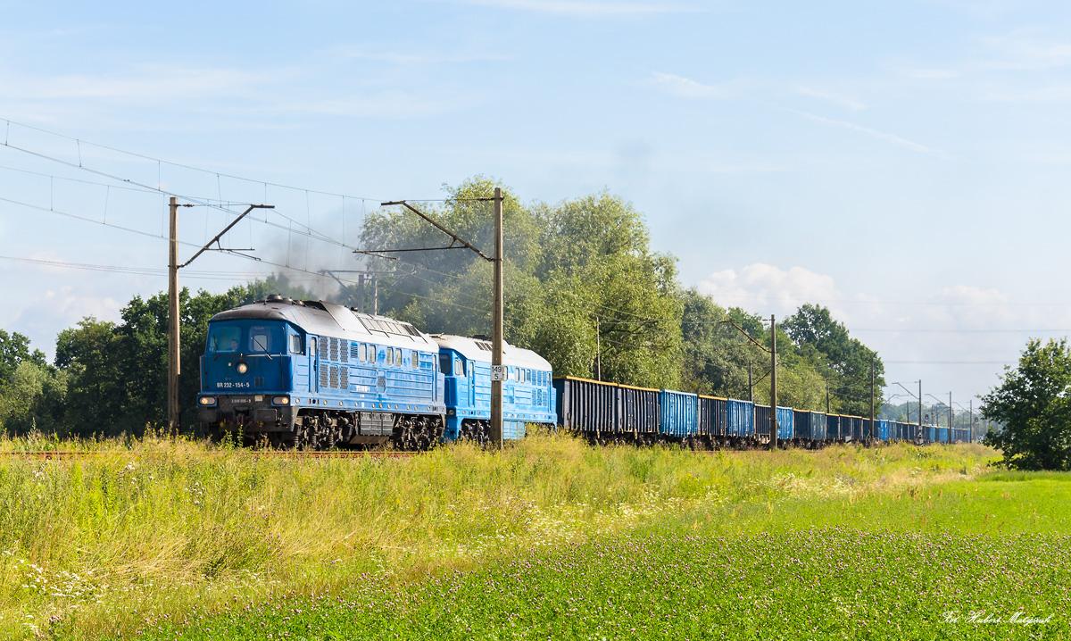 Луганск ТЭ109 #132 154-6