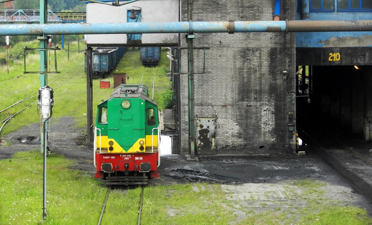 ČKD T 448 #T448p-001