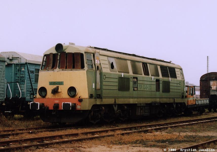 HCP 301Db #SU45-203
