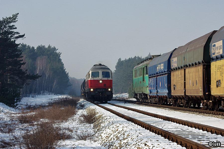 Луганск ТЭ109 #232 411-9