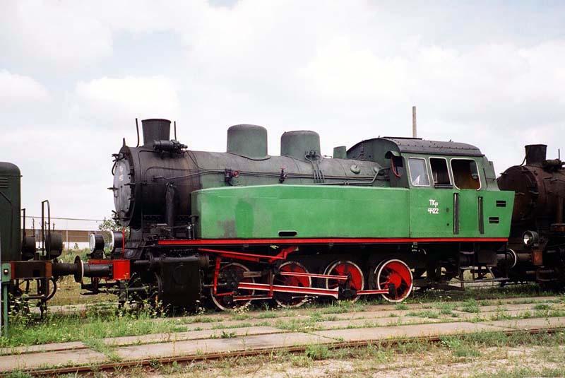 FabLok T2D (Śląsk) #TKp 4422