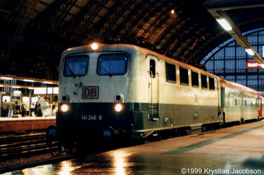 Henschel BR 141 #141 246-9