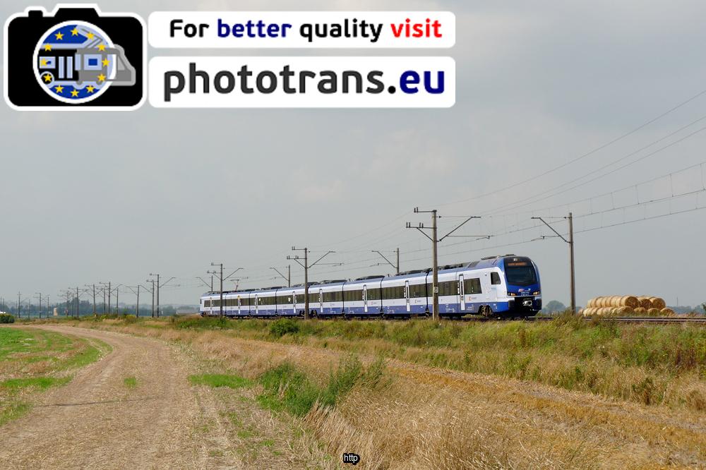 Transport Database and Photogallery - Stadler Flirt 3 #